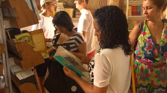 Flica vai além da literatura e promove um mix de cultura e diversão (Foto: Divulgação)