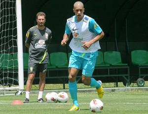 doria seleção brasileira sub-20 (Foto: Alexandre Durão/Globoesporte.com)