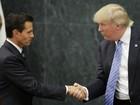 Presidente do México felicita Trump e acerta reunião sobre relação bilateral