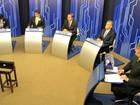 Veja fotos dos debates da RPC TV