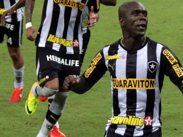 O Botafogo de Seedorf enfrenta o Grêmio no domingo (Foto: Globo / Reprodução: Globoesporte.com)