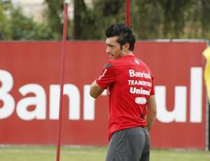 Dátolo meia Inter (Foto: Diego Guichard/GLOBOESPORTE.COM)