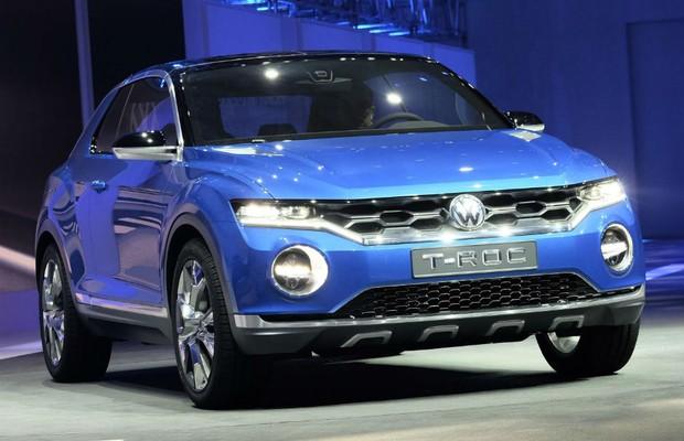 Volkswagen T-Roc Concept (Foto: Newspress)