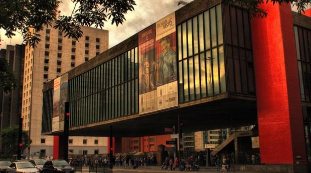 MASP, Museu de Arte de São Paulo (Foto: Flickr)