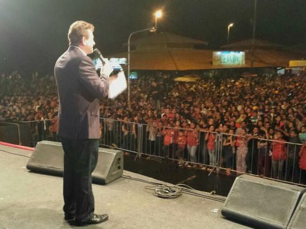 Sermão da Montanha quer reunir 30 mil pessoas no sábado (4), em Macapá (Foto: Divulgação/IEQ)