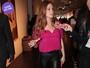 Look do dia: Marina Ruy Barbosa aposta no pink para ir ao SPFW