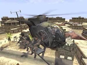 Helicóptero Delta Forca