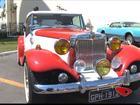 Exposição reúne mais de 50 carros com design retrô em Vitória