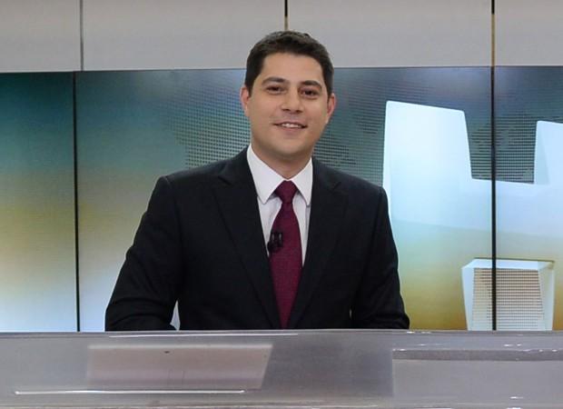 Evaristo Costa (Foto: Divulgação/TV Globo)