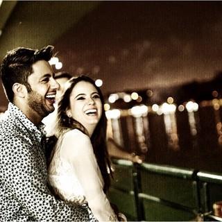 Cristiano Araújo e Allana Moraes (Foto: Reprodução / Instagram)
