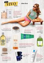 Cantora Alinne Rosa revela seus produtos de beleza preferidos