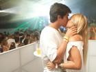 Bernardo Mesquita passa virada do ano com a namorada em Búzios