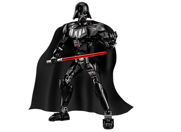 Darth Vader, R$ 199,99, Lego. (Foto: Divulgação)
