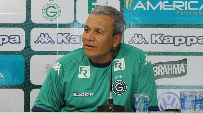 Hélio dos Anjos (Foto: Fernando Vasconcelos/ GloboEsporte.com)