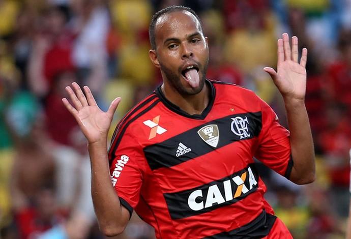 Alecsandro gol Flamengo (Foto: André Durão / Globoesporte.com)