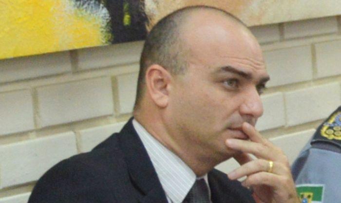 Caio César Bezerra é o novo Secretário de Segurança do Rio Grande do Norte (Foto: Tribuna do Norte)