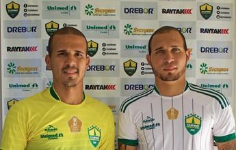 Cuiabá contrata ex-Palmeiras e seu irmão para a disputa da Série C