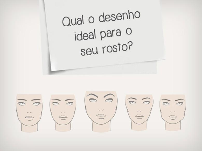 Resultado de imagem para Modelos de sobrancelhas: conheça o formato ideal para o seu rosto