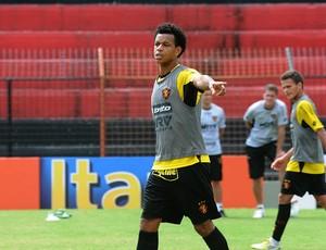 edcarlos sport (Foto: Aldo Carneiro / Pernambuco Press)