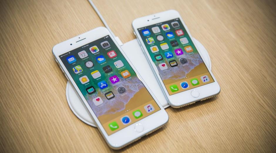 iPhone 8 Plus e iPhone 8, da Apple (Foto: Divulgação)