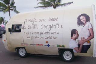 Sífilis Sergipe (Foto: Divulgação/SES)