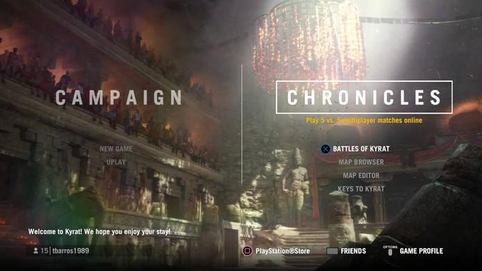 Far Cry tem modos multiplayer com cinco jogadores (Foto: Reprodução/Thiago Barros)