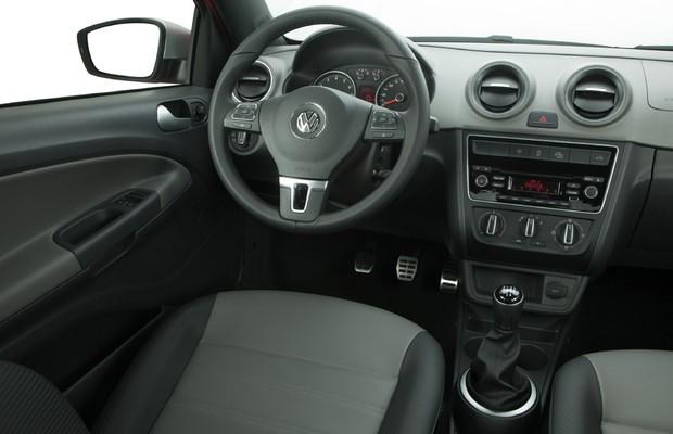 Volkswagen Saveiro Cabine Dupla (Foto: Divulgação)