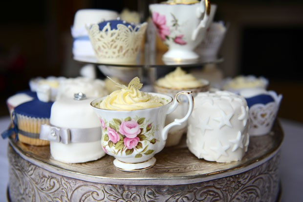 Bolinhos e biscoitos que acompanham o chá inglês (Foto:  Rich Cumbers/Creative Commons)