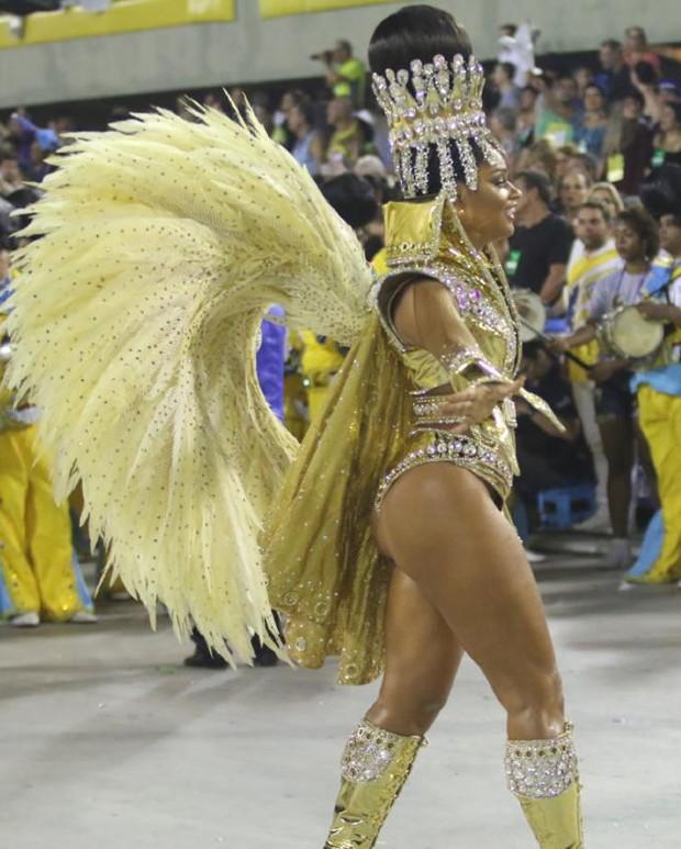 Juliana Alves (Foto: Daniel Pinheiro /AgNews )