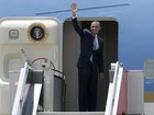 Obama conclui viagem asiática com advertência a China