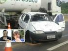 Rapaz morre e número de mortos em acidentes na região sobe para quatro