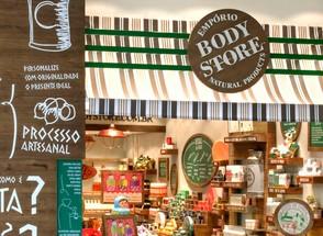 0dcde980c Loja da Empório Body Store  agora sob direção da francesa L Oréal (Foto