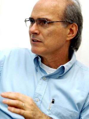 Professor da Unicamp e ginecologista Ricardo Barini (Foto: Antoninho Perri/Unicamp)