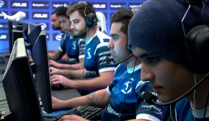SK Gaming CS:GO  (Foto: Divulgação / SK Gaming)