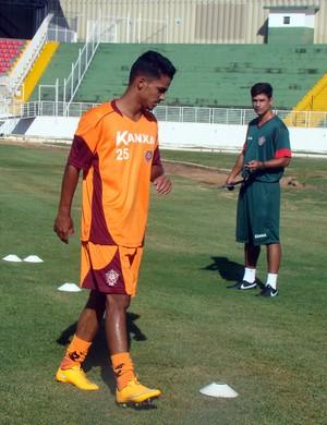 Atacante Danielzinho chega para reforçar o Boa Esporte no Campeonato Mineiro (Foto: Assessoria Boa Esporte / Edimar Mariano)