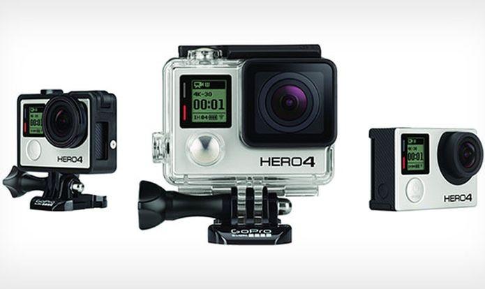 Novo modelo é compatível com acessórios tradicionais da GoPro (Foto: Divulgação)