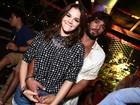 Bruna Marquezine curte a noite carioca com Marlon Teixeira