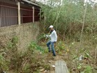 Agentes entram em imóveis fechados para combater mosquito na Paraíba