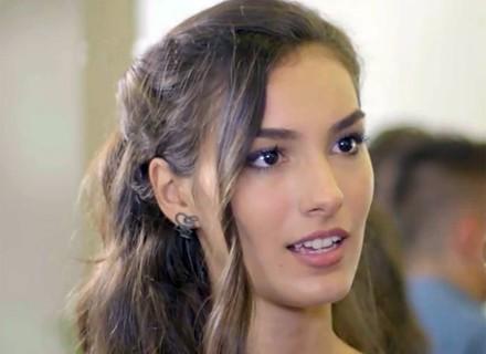 Luciana pressiona Flávia: 'Se você gosta do Rodrigo, devia falar logo'