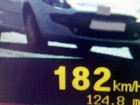 Veículos em excesso de velocidade são flagrados na BR-040 em MG