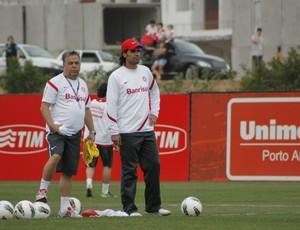 Fernandão técnico Inter (Foto: Diego Guichard / GLOBOESPORTE.COM)