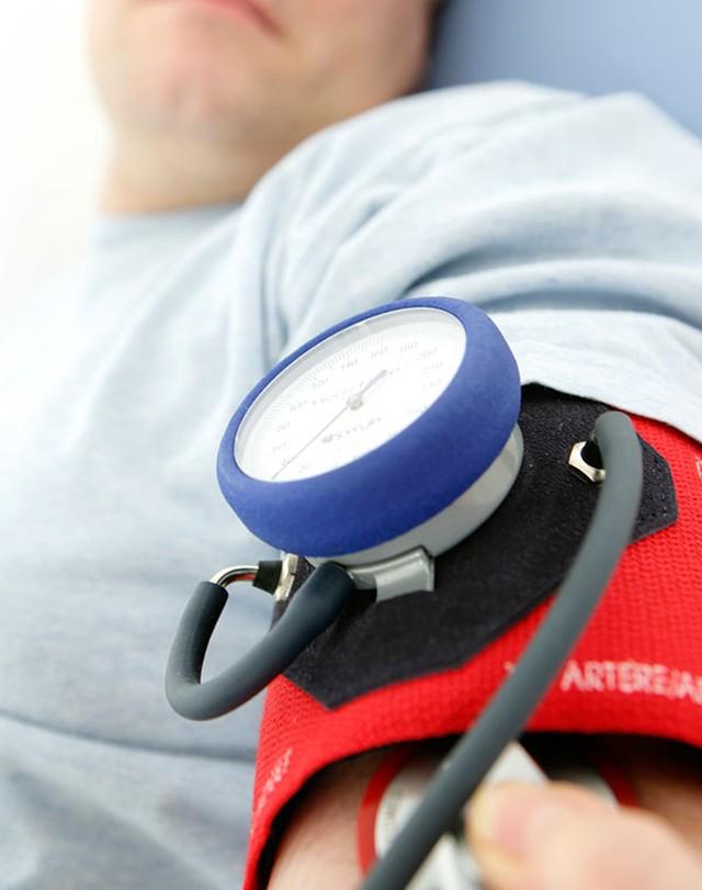 hipertenzijos problema jau išspręsta
