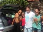 Na hora de fazer as malas, turistas em Olinda lamentam fim do carnaval