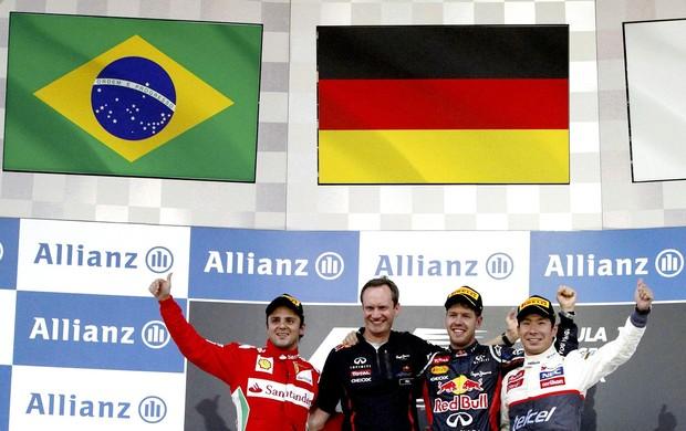 GP do Japão de Formula 1, Suzuka, em 2012 - by globoesporte.globo.com