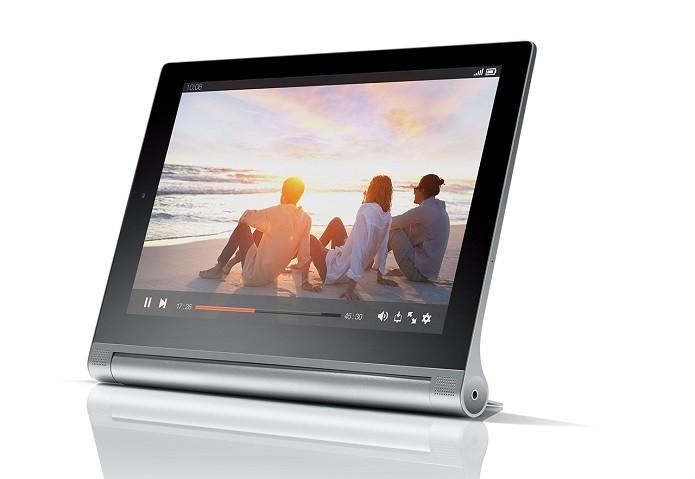 Tablet 2 Pro tem projetor embutido (Foto: Divulgação)