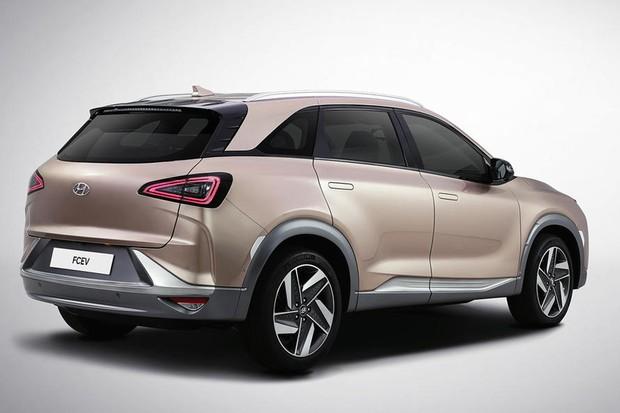 Hyundai FCEV (Foto: divulgação)