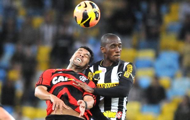 Botafogo e Flamengo (Foto: Andre Durão)