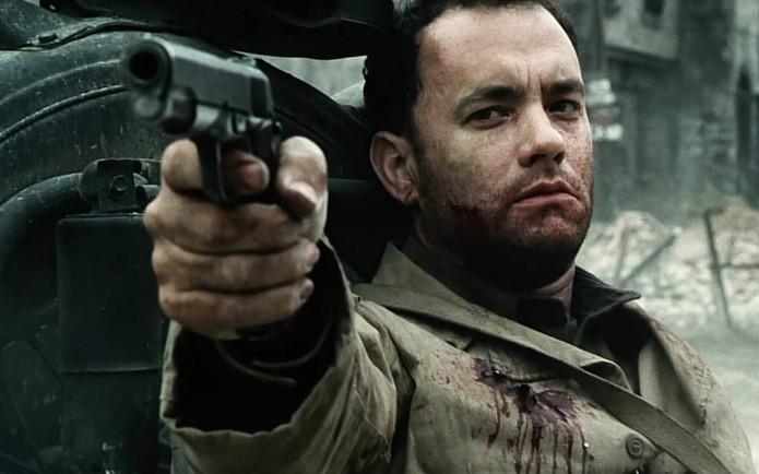 Cena do filme: O Resgate do Soldado Ryan (Foto: Divulgação)
