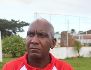 Técnico do Rio Branco-AC vai improvisar o time para o Torneio Início (Foto: João Paulo Maia)