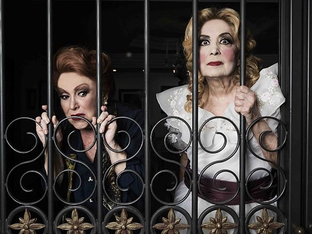 A montagem vai trazer o encontro inédito nos palcos das duas atrizes  (Foto: Divulgação/Daryan Dornelles)